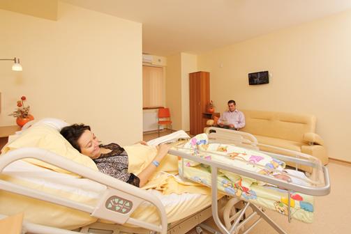 Clinica Sanovil Bistrita ginecolog nastere maternitate