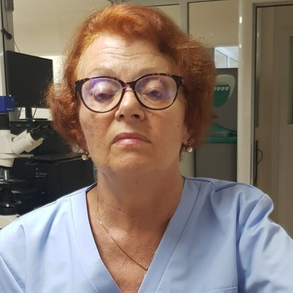 Dr Burcusel Maria Medic primar Medicina de Laborator