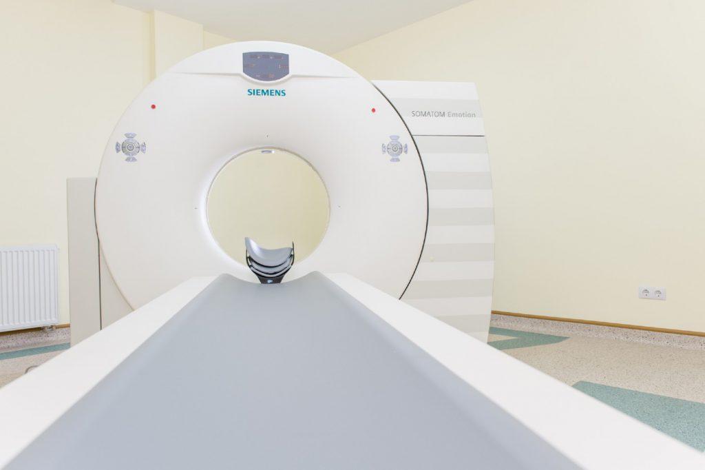 policlinica noua sanovil bistrita computer tomograf CT