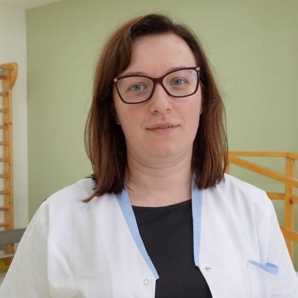 Dr. Condurovici Larisa reabilitare medicala bistrita sanovil